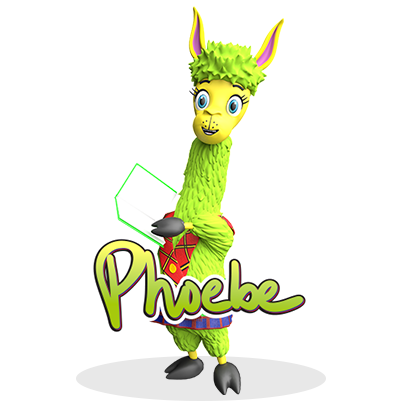 3.2 Our Characters Pheobe 3